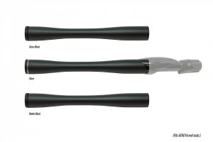 "G2 Carbon Handle Full Length 9"" (23cm) - SPINNING"